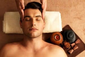 male to male body massage in Bangalore