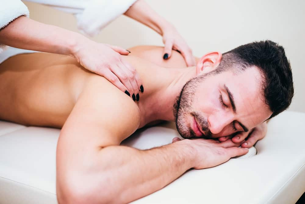 male to male massage