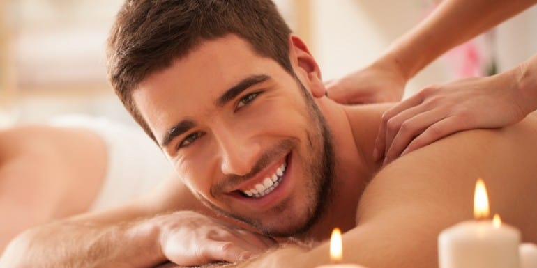 Enjoy Male Massage Service