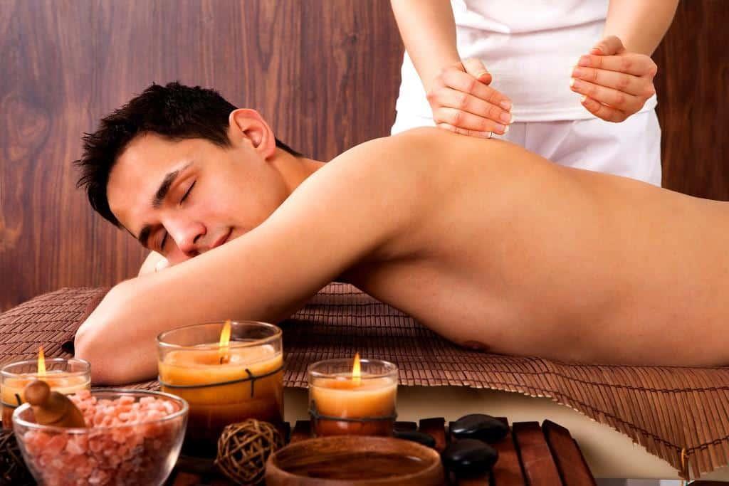 Men Massage in Delhi