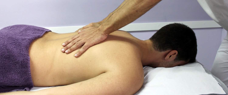 Male Massage Center in Noida