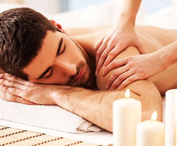 deep tissue massage services